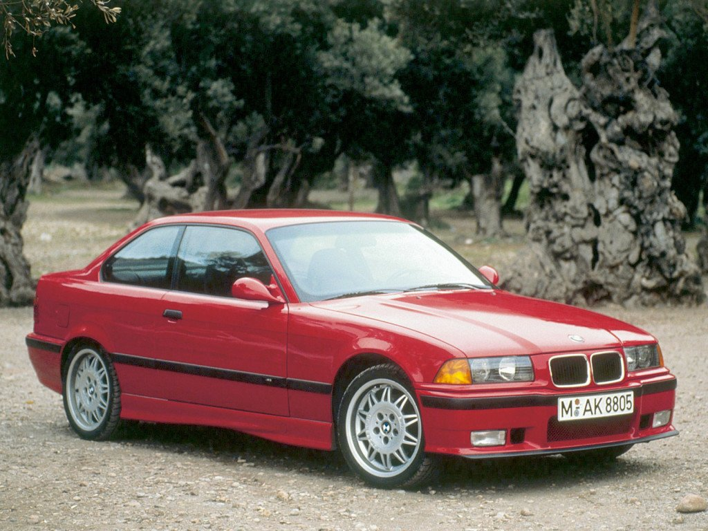 BMW_M3 Coupe_Coupe_1992