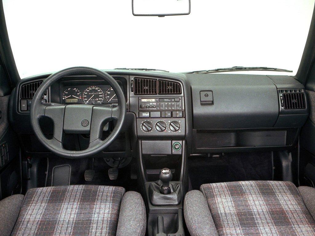 Passat GT (1989)/Cockpit