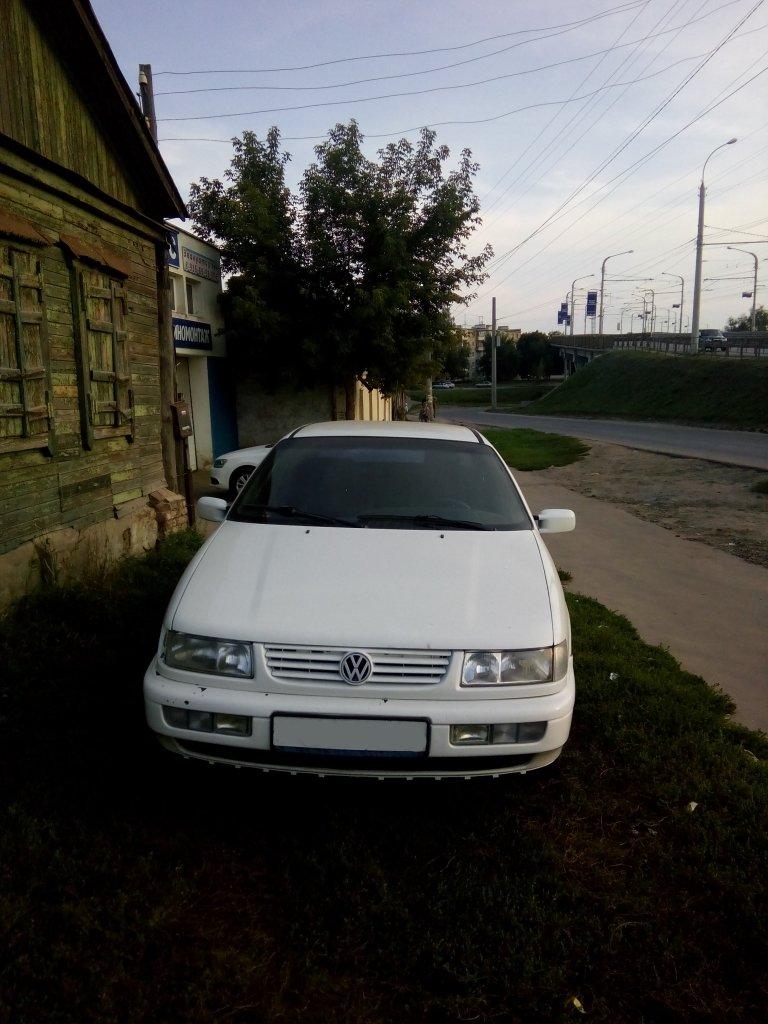 passat b4 sedan