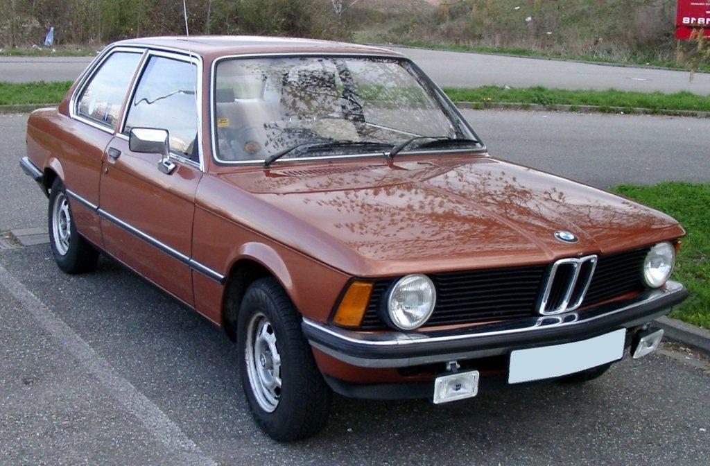 BMW_E21_front