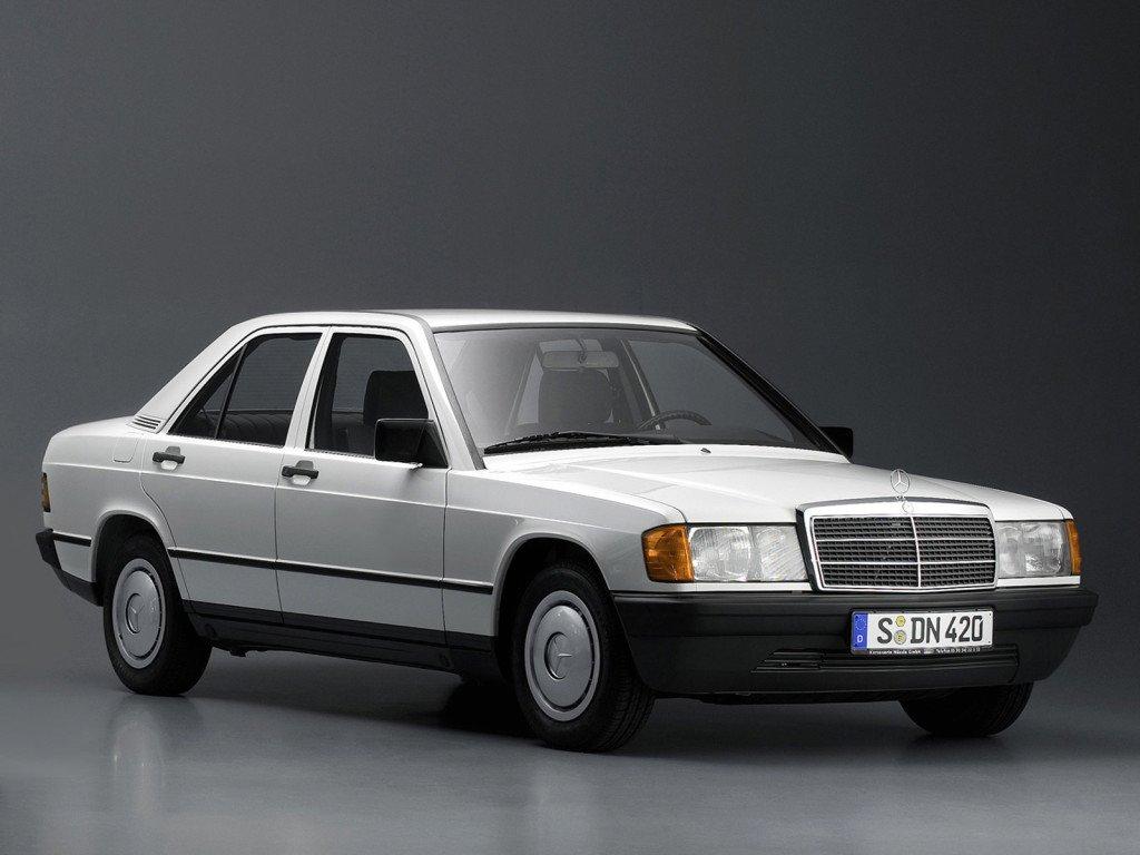 Mercedes_190_190 E 2.3_Sedan