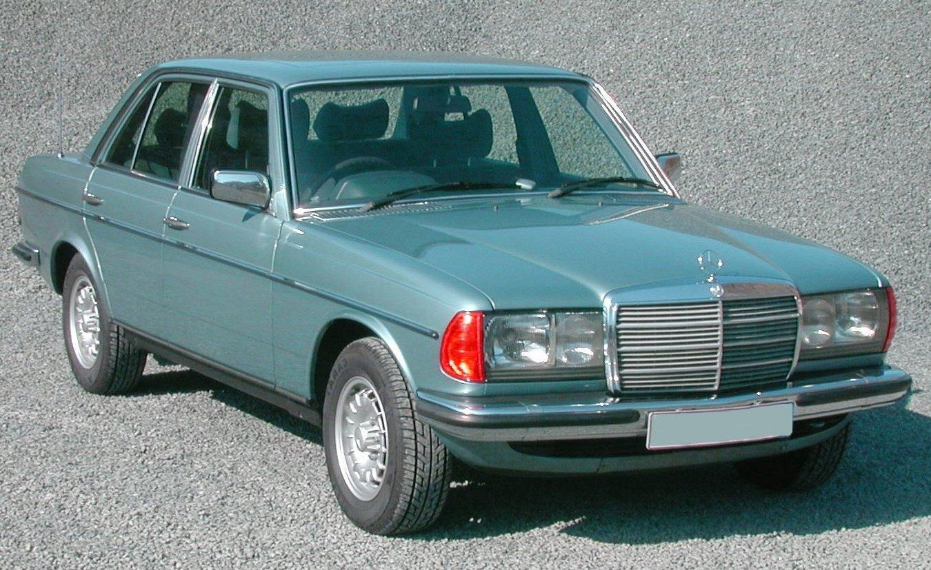 Mersedes W 123
