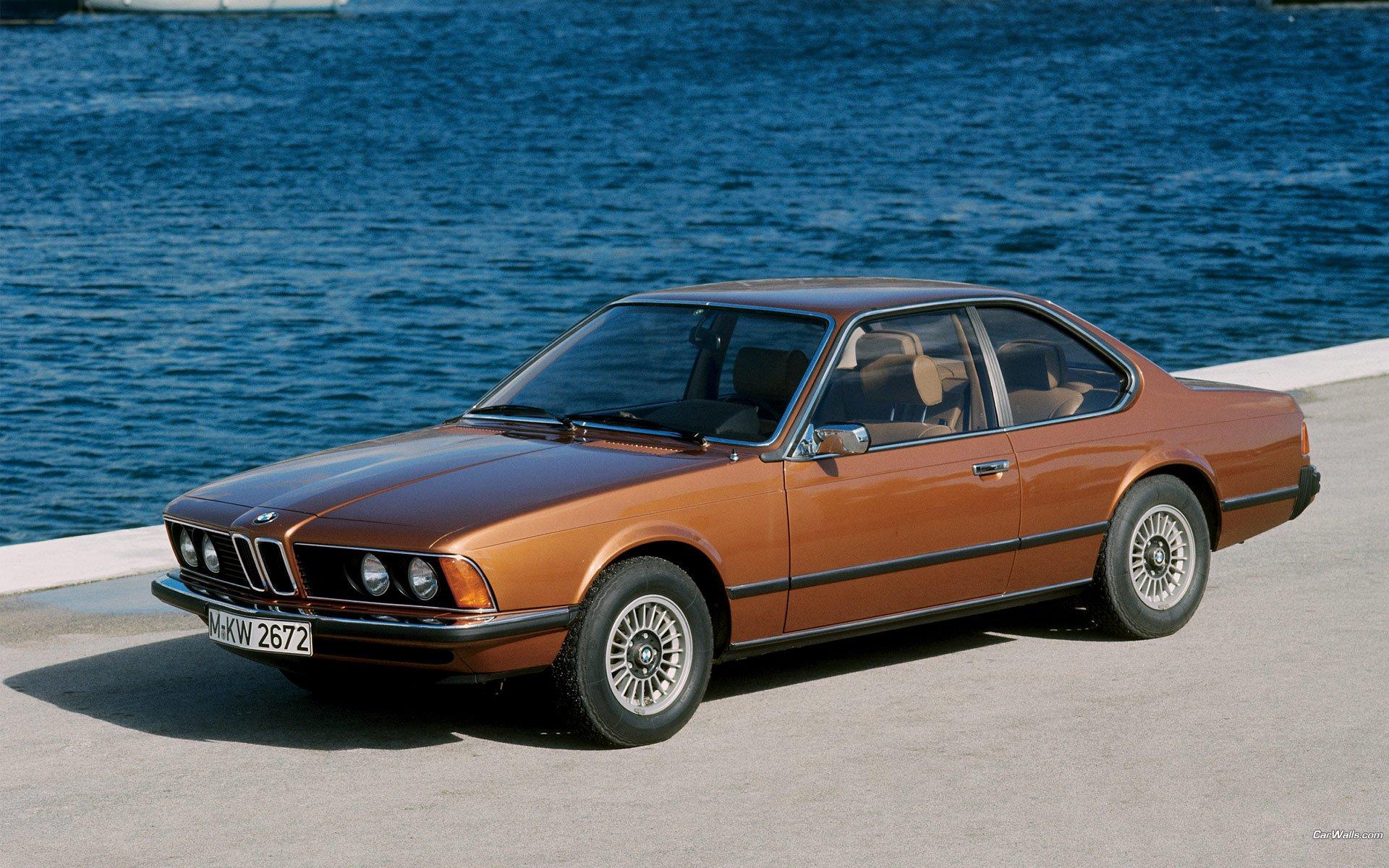 BMW E24,Recaro,BMW E24 двигатели,BMW 6 series,Купить BMW E24