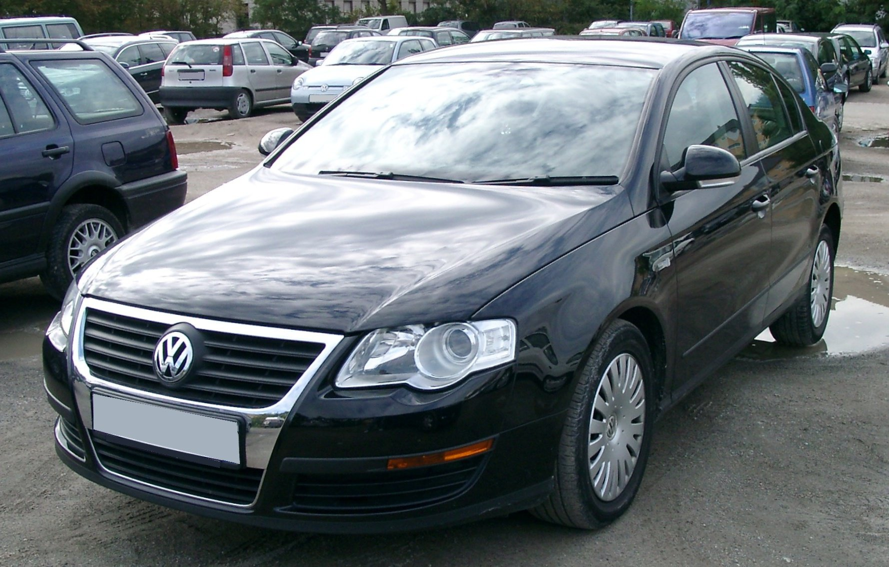 VW_Passat_B6_front
