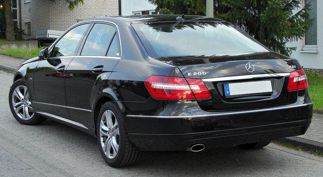 Mercedes w212, Mercedes , W212