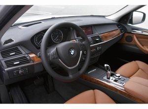 BMW X5 salon