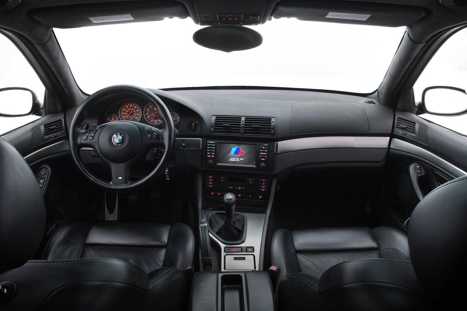 Bmw E39 M5 Шедевр автомобилестроения