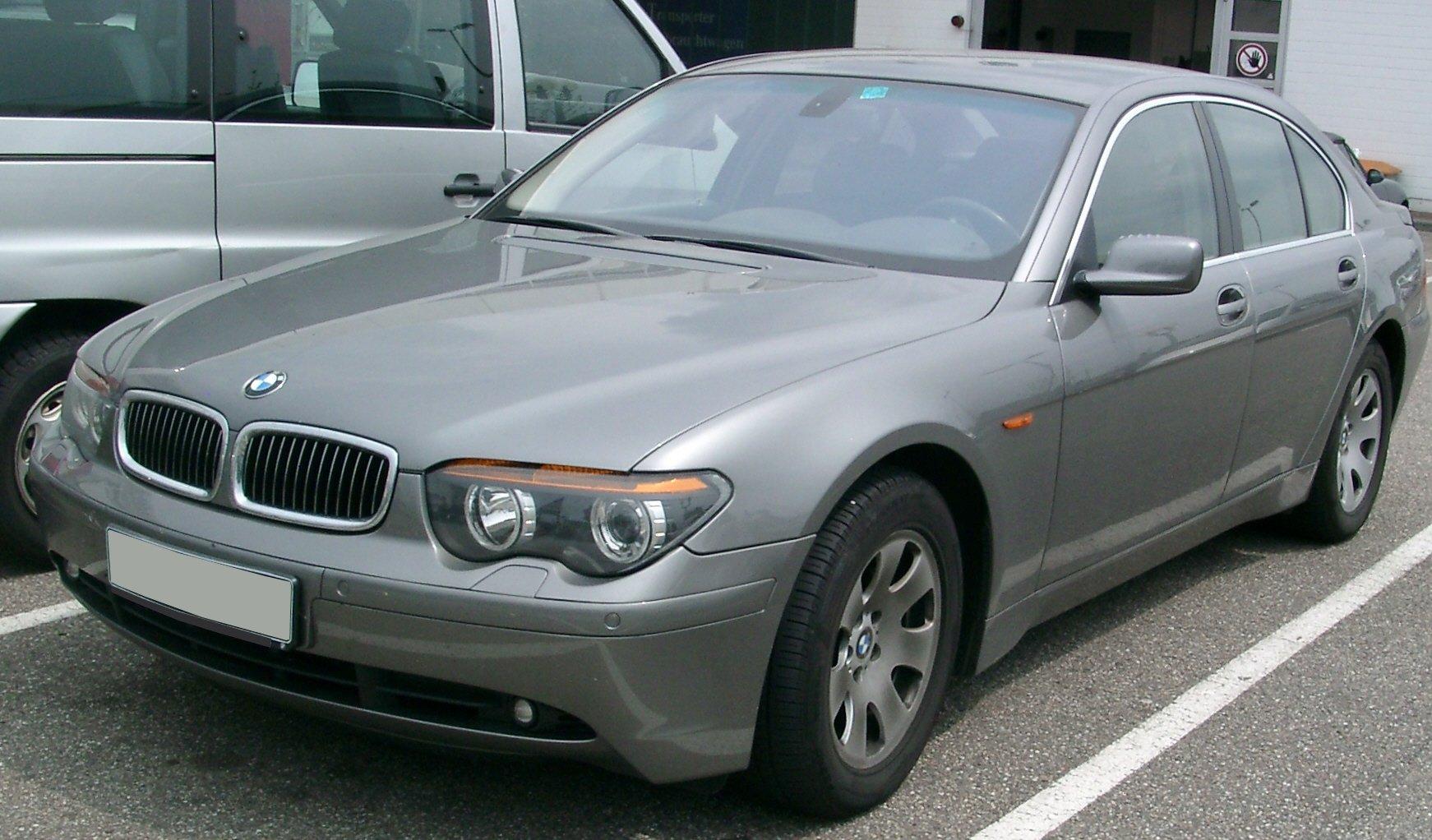 BMW_E65_front