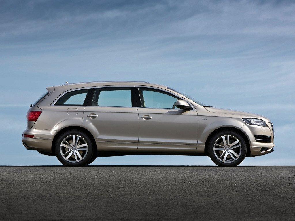 Audi Q7 /Standaufnahme