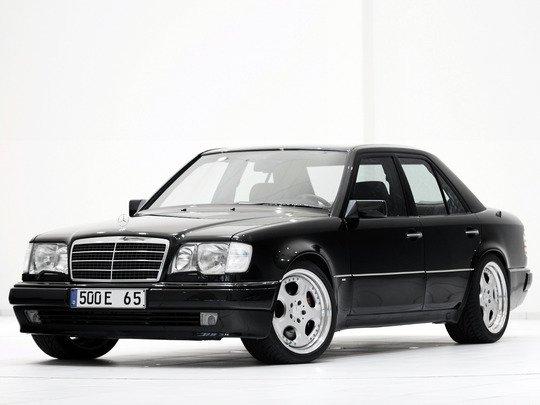 W124 E500 , Mercedes , немецкие автомобили