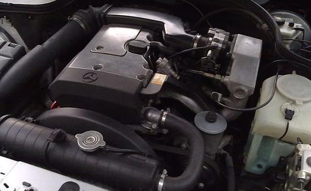 двигатель М111 , Mercedes M111 , Mercedes