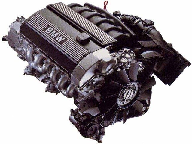 Двигатель M52B28 , M52B28