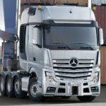 Mercedes Benz Actros 4