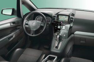 Opel Zafira 2008 , цена , технические характеристики