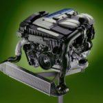 Двигатель M111 Kompressor