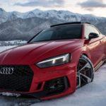 Audi RS5 2018 Облик Ауди двигатель Porsche