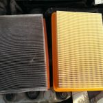 4 Причины почему не следует затягивать с заменой воздушного фильтра