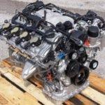 Двигатель М273 Описание проблемы и характеристики