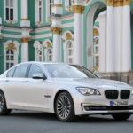 BMW F01 Обзор седана премиум класса
