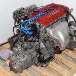 Двигатель Honda H22 Строение проблемы и тюнинг