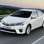 Toyota Corolla Е170 Обзор и характеристики