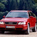 Audi A6 C4 Стоит ли покупать