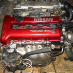 Двигатель sr20de Описание модификации и тюнинг