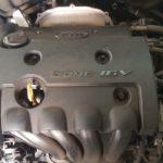 Двигатель g4fg Характеристики проблемы масло и тюнинг