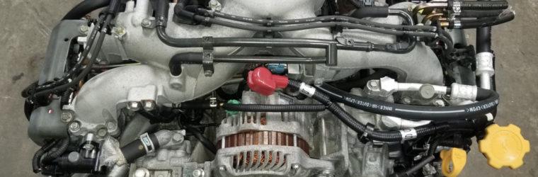 двигатель ej25