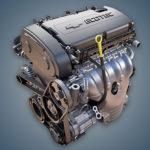 Двигатель F16D4 Chevrolet: Описание,недостатки мотора,ресурс
