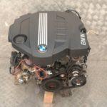 Двигатель BMW N47D20 Характеристики проблемы тюнинг