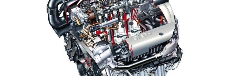 двигатель-OM611