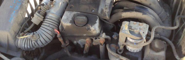 Двигатель OM604