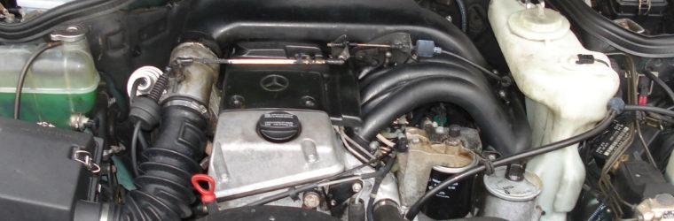 Двигатель OM605